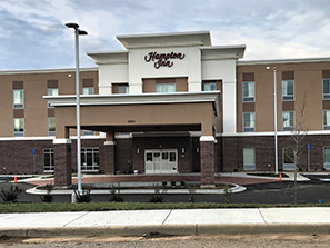 Hampton Inn Hotel - Vincennes, IN